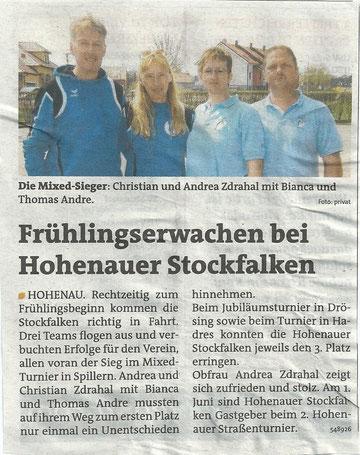 Bezirksblatt Mai 2013
