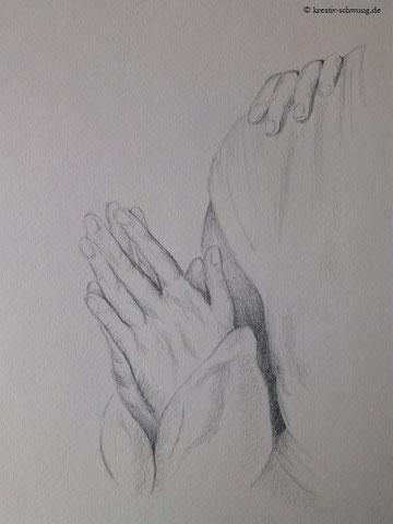 Die betenden Maria nach A. Dürer