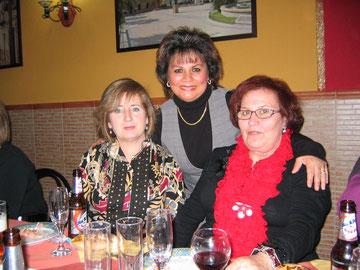 Cati,Patro,Sharon