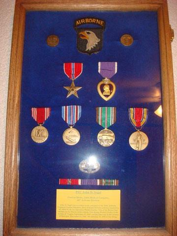 John D. Segel Medal Group