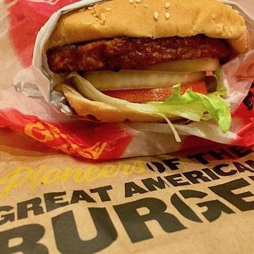 beyond burger at carl's jr