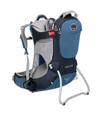 Osprey Poco backpack carrier for travel