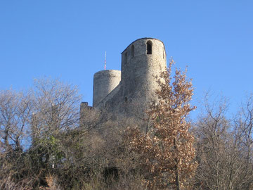 Castel del Mur.