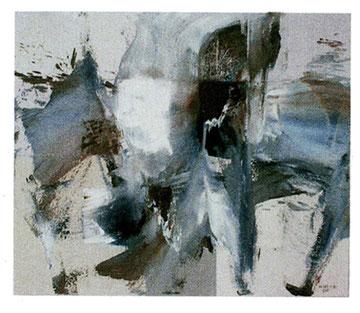 MIGUEL ANGEL ALAMILLA, Primera mano, óleo/tela, 80x100cm, 2011.