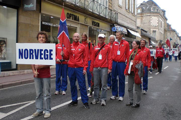 The Norwegian Squad in 2010