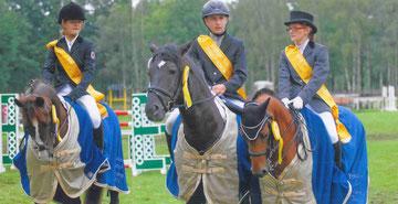 Siegerehrung Kreismeisterschaft 2011