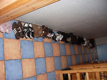 So sieht es aus, wenn 25 Jungzüchter zu Besuch sind... ;-)