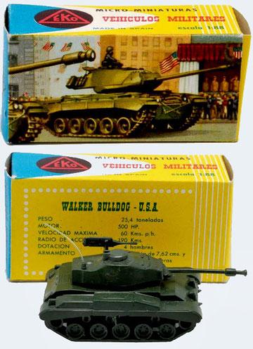 4014 M-41 Bulldog