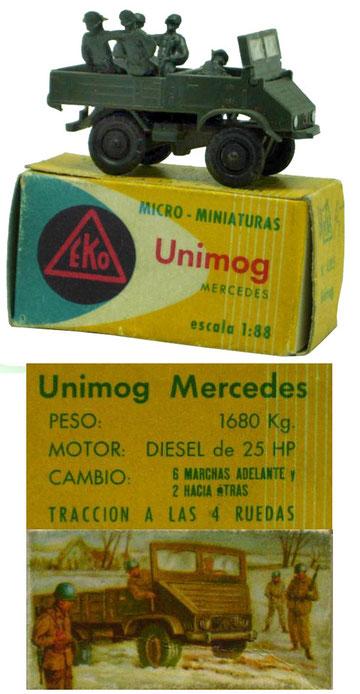 4005 Unimog