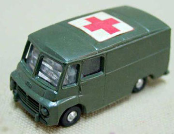 4044 Sava ambulancia