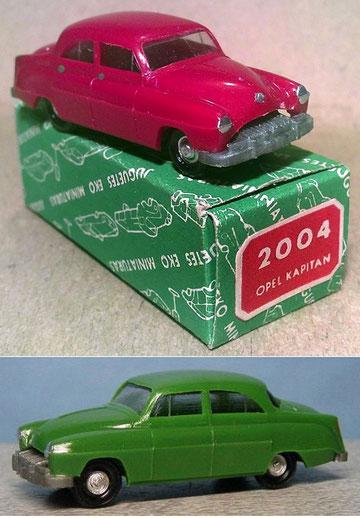 2004 Opel Kapitan 1954