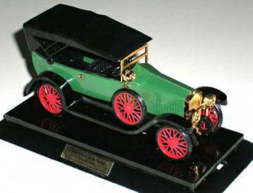 6012 Hispano Suiza 1919 con capota