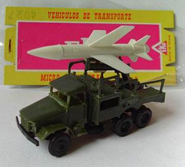 4027 GMC 2,5t cohete