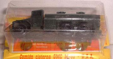 4025 GMC cisterna