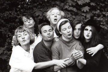 Club-members 1993