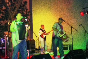 Brian Jack & the Zydeco Gamblers
