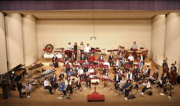 岡山吹奏楽団です