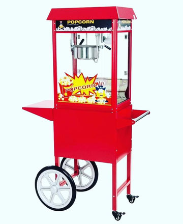 Popcornmaschine Popcorn Fun Food mieten Mönchengladbach Neuss Viersen Erkelenz Heinsberg Hückelhofen Kaarst