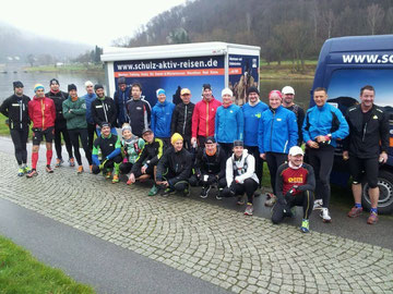 "Start der ""Marathonis"" in Königstein ..."
