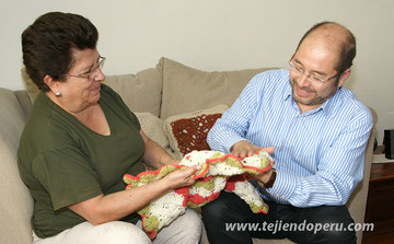Beneficios del tejido (knitting benefits)