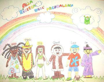 PROGETTO EDUCATIVO 2011-12:ALLA RICERCA DELL'ARCOBALENO