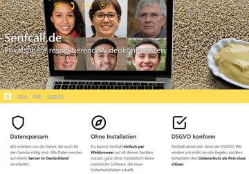 www.senfcall.de