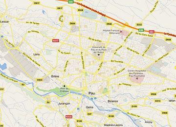 Cabinet Marie-Jeanne Alpin-Ricaud - Nous contacter - Calculez votre itinéraire