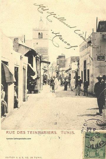rue des teinturiers