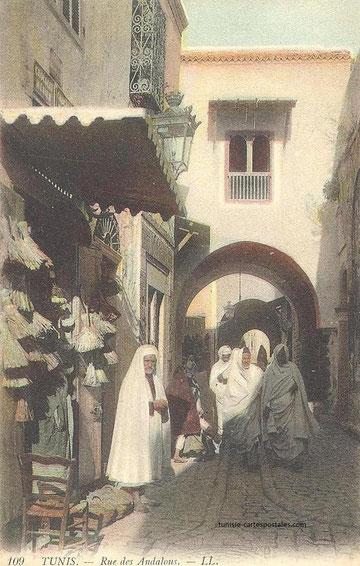 rue des Andalous