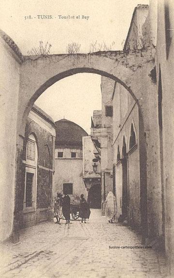 rue Tourbet El Bey
