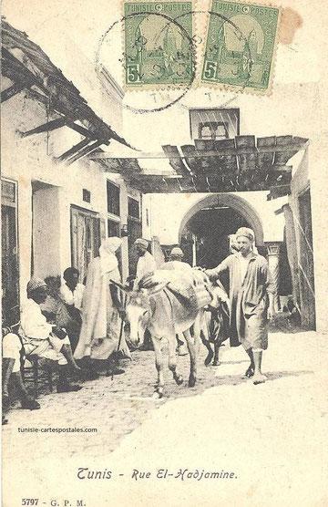 rue el Hajjamine