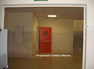 Interior Facultad Empresariales