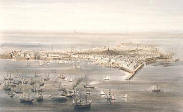 Cádiz en el s. XVI Foto extraída de internet. Click en la foto