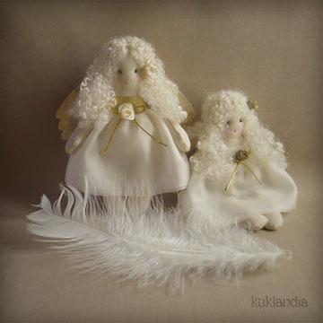 Ангелы с ароматом ванили