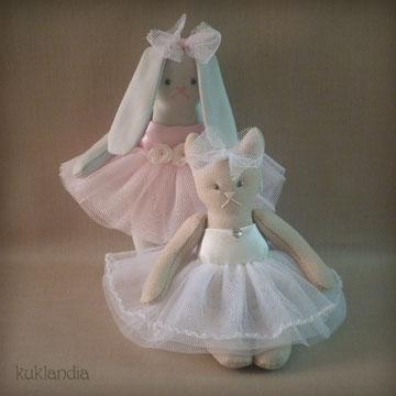 игрушки балерины