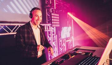 DJ für Hochzeit in NRW