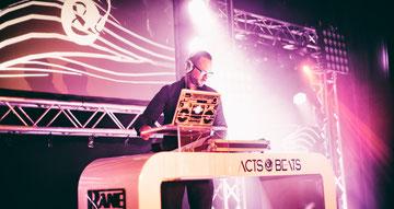 Hochzeits DJ Nils für exklusive Hochzeitsfeier