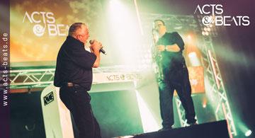 Soulsänger mit DJ und Sax NRW Hochzeit
