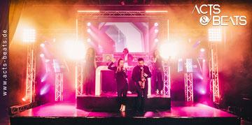 DJ mit Sängerin für Hochzeit, Gala, Firmenfeier