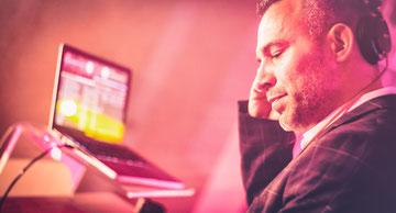 Hochzeits-DJ Thorsten für Ihre Hochzeitsfeier in Köln, Düsseldorf, Bonn, NRW