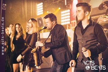 DJ Saxophon Musiker und Band für Event in NRW
