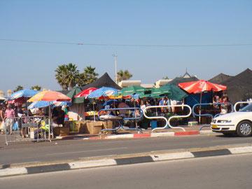 Le shouk à Ashdod