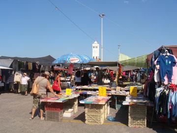 Le marché d'Ashdod