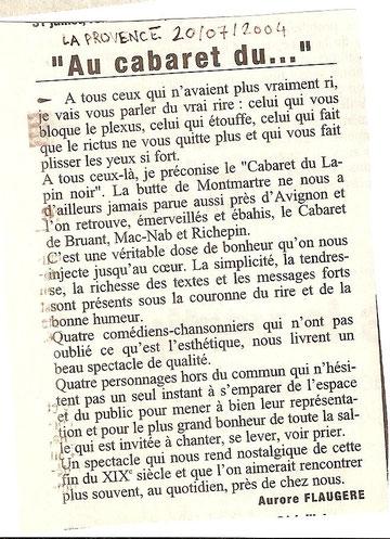 """""""La Provence"""""""