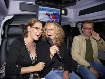 Karaoke-Taxi