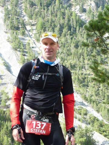 Stefan Büschges erfuhr beim Swiss Iron Trail die Nähe zwischen Himmel und Hölle