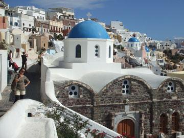 ギリシア サントリーニ島