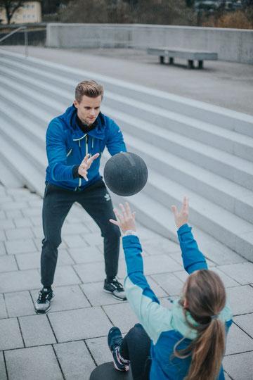 Personal Training Salzburg Bauchtraining cg athletics