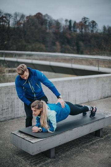 Personal Training Salzburg Rücken cg athletics