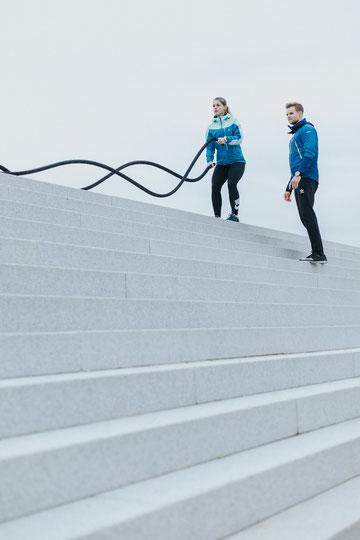 Personal Training Salzburg Battle Rope cg athletics